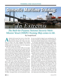 Marine News Magazine, page 40,  Jan 2018