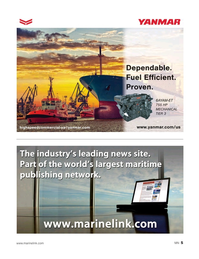 Marine News Magazine, page 5,  Jan 2018