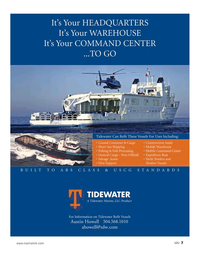 Marine News Magazine, page 7,  Jan 2018