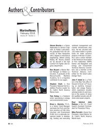 Marine News Magazine, page 8,  Feb 2018