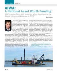 Marine News Magazine, page 18,  Feb 2018
