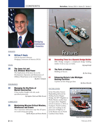 Marine News Magazine, page 2,  Feb 2018