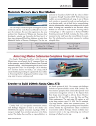 Marine News Magazine, page 51,  Feb 2018