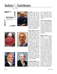 Marine News Magazine, page 8,  Mar 2018