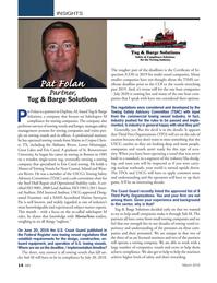 Marine News Magazine, page 14,  Mar 2018