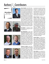 Marine News Magazine, page 8,  Apr 2018