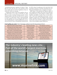 Marine News Magazine, page 22,  Apr 2018