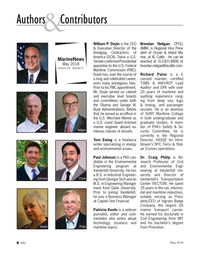 Marine News Magazine, page 8,  May 2018