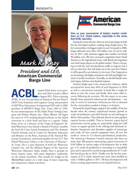 Marine News Magazine, page 14,  May 2018