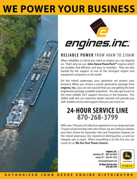 Marine News Magazine, page 2nd Cover,  May 2018