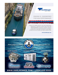 Marine News Magazine, page 31,  May 2018