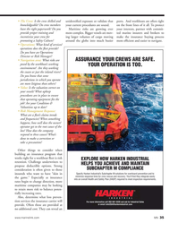 Marine News Magazine, page 35,  May 2018
