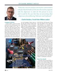 Marine News Magazine, page 38,  May 2018