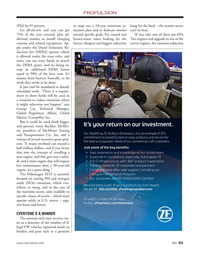 Marine News Magazine, page 41,  May 2018