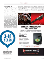 Marine News Magazine, page 43,  May 2018