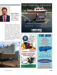 Marine News Magazine, page 57,  May 2018