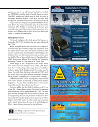 Marine News Magazine, page 59,  May 2018