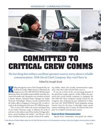 Marine News Magazine, page 60,  May 2018