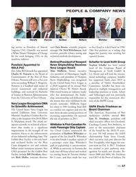 Marine News Magazine, page 67,  May 2018
