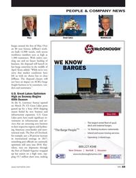 Marine News Magazine, page 69,  May 2018