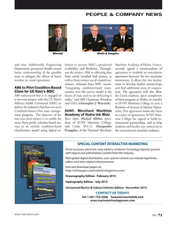 Marine News Magazine, page 71,  May 2018