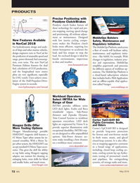 Marine News Magazine, page 72,  May 2018