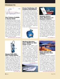 Marine News Magazine, page 72,  May 2018