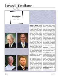 Marine News Magazine, page 8,  Jun 2018