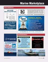 Marine News Magazine, page 63,  Jun 2018