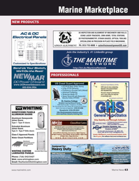 Marine News Magazine, page 63,  Jul 2018