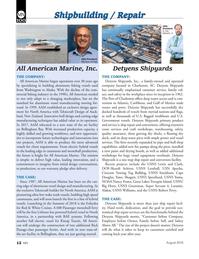 Marine News Magazine, page 12,  Aug 2018