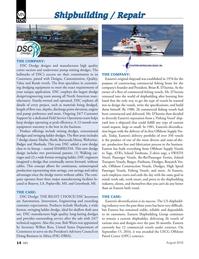 Marine News Magazine, page 14,  Aug 2018