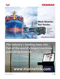 Marine News Magazine, page 19,  Aug 2018