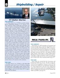 Marine News Magazine, page 22,  Aug 2018