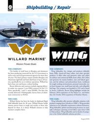 Marine News Magazine, page 24,  Aug 2018