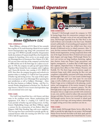 Marine News Magazine, page 28,  Aug 2018