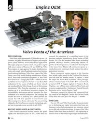Marine News Magazine, page 32,  Aug 2018