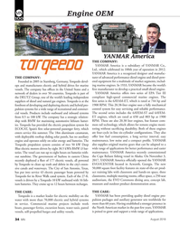 Marine News Magazine, page 34,  Aug 2018