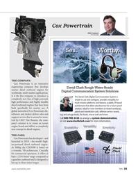 Marine News Magazine, page 35,  Aug 2018