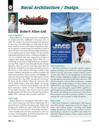Marine News Magazine, page 40,  Aug 2018