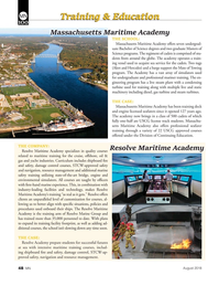 Marine News Magazine, page 48,  Aug 2018