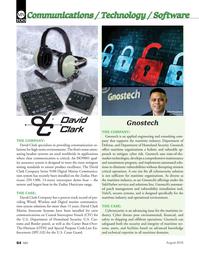 Marine News Magazine, page 64,  Aug 2018