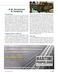 Marine News Magazine, page 79,  Aug 2018