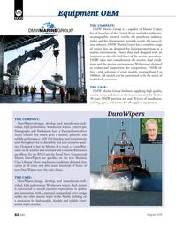 Marine News Magazine, page 82,  Aug 2018