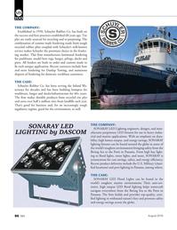 Marine News Magazine, page 86,  Aug 2018