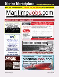 Marine News Magazine, page 91,  Aug 2018