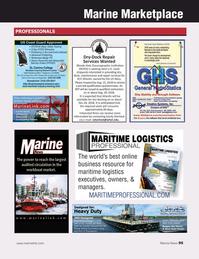 Marine News Magazine, page 95,  Aug 2018