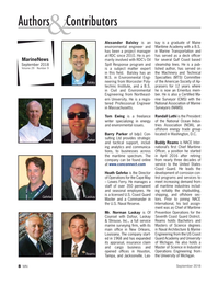 Marine News Magazine, page 8,  Sep 2018