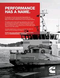 Marine News Magazine, page 2nd Cover,  Sep 2018