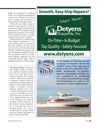 Marine News Magazine, page 27,  Sep 2018